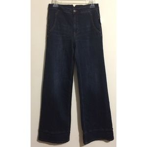 Free People Jeans Size 25 Bewick Bell Bottoms